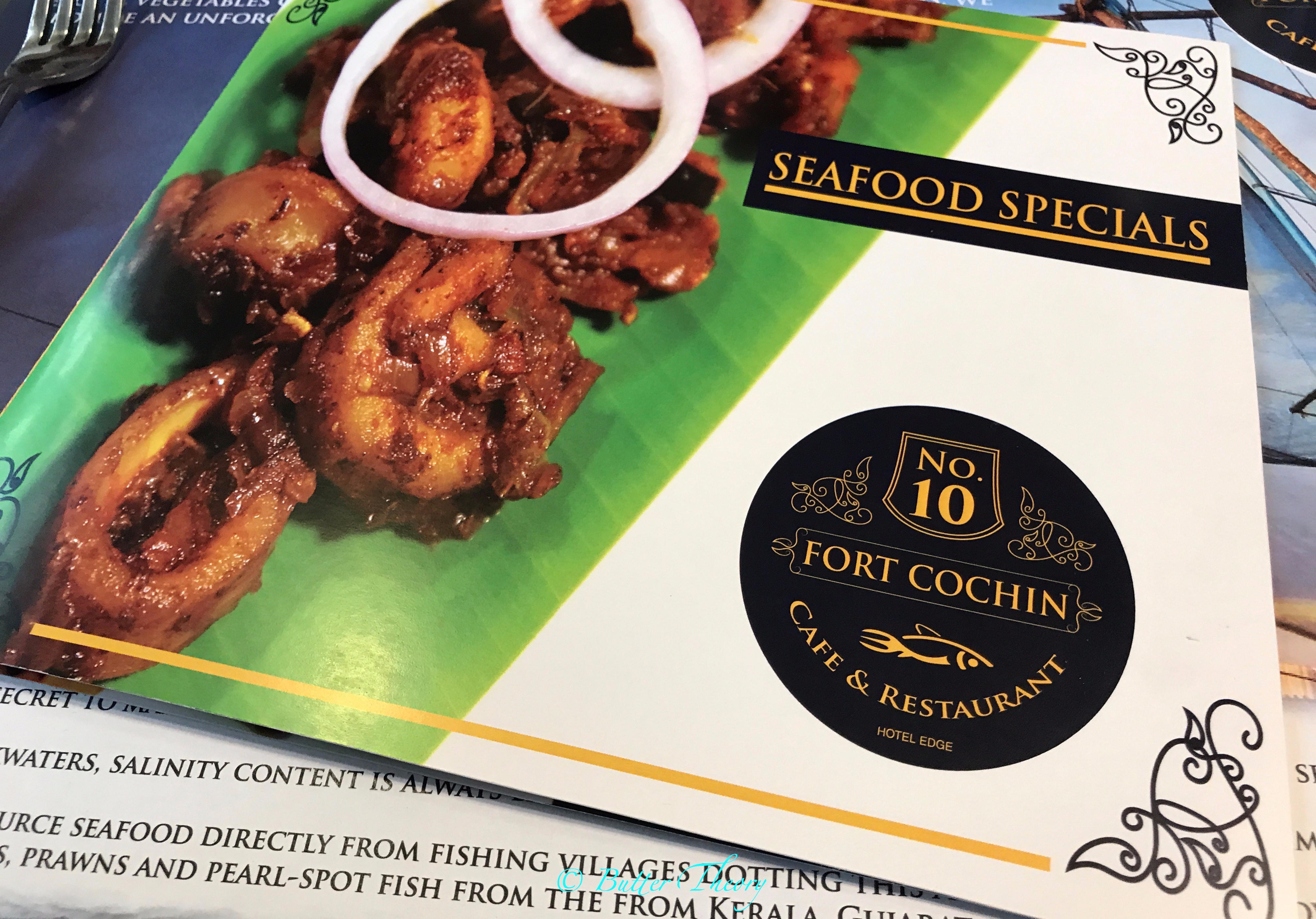 No.10 Fort Cochin – Kerala Style Coastal Cuisine in Bangalore